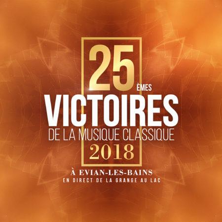 VICTOIRES CLASSIQUE VISUEL 2018